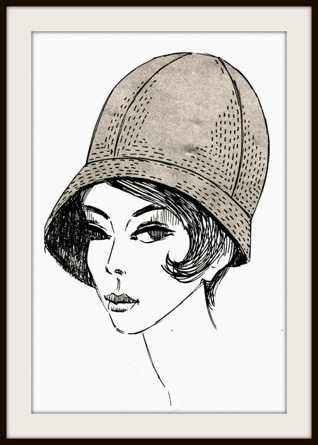 Jeanne Chantron dessin